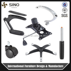 Super quality Modern office chair spare parts , swivel office chair parts