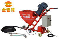 New Filling Machine Type concrete mortar coating grouting & spraying equipment machine