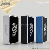 Smaug box Luxyoun attractive logo printing vv vw vamo mod vape 35w