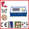 Perfect Laser PEDK-4030 Acrylic/Plastic/Wood /PVC board/ galvanometer co2 laser engraver laser engraver for non-metal
