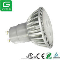 china top ten selling products GU10 5W 120V 230V Dimmable led a ampoule gu10 tuv