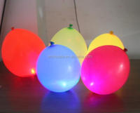 Free Shipping 500pcs Colorful Binking High Quality color changing led balloon