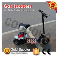 folding gas scooter 50cc/gasoline scooter on sale