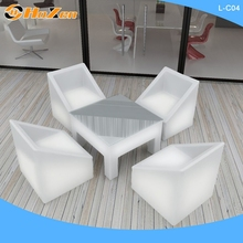 Supply all kinds of loveseat LED chair,modern bar LED chair price
