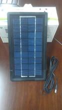 270*235*25mm18v 5w Solar Panel Price With CE TUV/good qualty poly solar panel