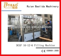 DCGF16-12-6 Automatic Beverage or Water Bottle Filling Machine