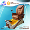 Salon spa shop equipment/massage foot spa chair/pedicure spa shiatsu massage chair KM-S812-1