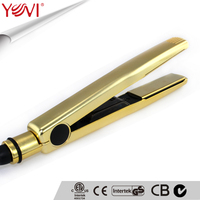 Tourmaline Ceramic coating plate whole sale Hair Straightener,MCH heater heats up fast