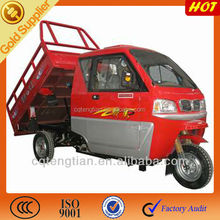 Cargo Tricycle with Hydraulic Lift Up System