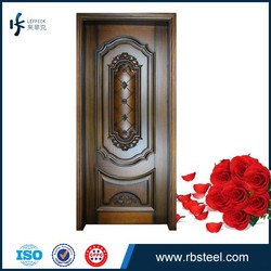 LEFFECK HOT selling luxury interior wood door making