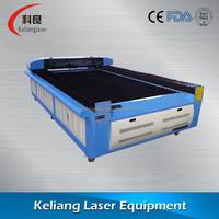 150w power wood cutting machine, laser cutting wood engraving equipment