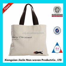 natural eco-friendly canvas tote bags wholesale