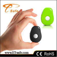 mini gps tracker keychain Portable person 3G tracker 3D fall sensor good for old people