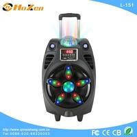 Supply all kinds of mini speaker ball,plastic speaker 15 inch,led light with bluetooth speaker