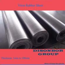 Resisting high temperature Viton rubber sheet