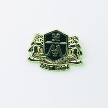 Wholesale Brooch Metal Pin Custom Metal Pin Lapel Badge Emblem