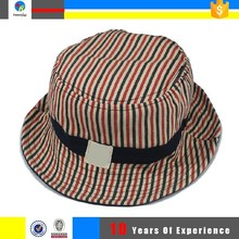 high quality blank toweling bucket hat
