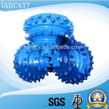 """IADC 437 16"""" tricone rock bit for well drilling"""