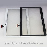 """Hot Sell! Alibaba Express OEM New Touch Screen Digitizer For Samsung Galaxy Note P600 P601 Black White 10.1"""" 2014 Verison"""