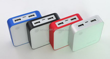 Excellent quality new style led light 7800mah power bank