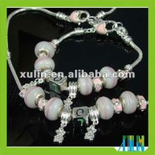 2012 new design european handmade murano glass necklace lowest price hot selling SPN049