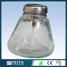 2014 nuevo dispensador de botellas de vidrio/botellas de alcohol