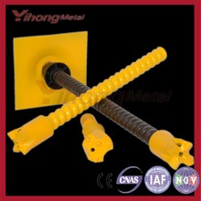 YH T30 self drilling injection soil nailing anchor with high quality