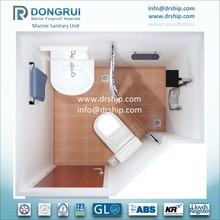 Marine Type C Sanitary Unit for Sharing/Bathroom/Toilet