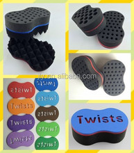 Magic Hair Twist Sponge for Black Men Sponge Brush for Hair