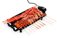 Multi-function electric grill design