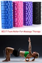 Accupoint Foam Roller High Density Deap Tissue Massage 33x14cm