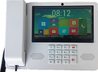 3G Desktop Phone with wifi bluetooth Android KT1000(29)