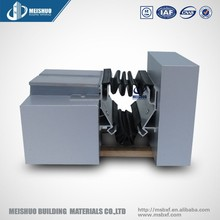 Building material wall to wall black rubber expansion joints india for commercial building