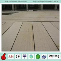 Asphalt Sealing Tape Self Adhesive Bitumen Roofing Sheet 1.2mm 1.5mm