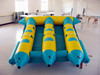 summer wholesale inflatable toys/inflatable banana boat/ flying fish boat