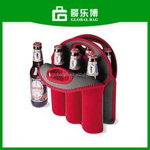 Beer Neoprene Tote Bag Keep Cool Beer