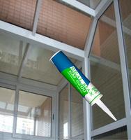 Alibaba General Weatherproof Window Sealing Silicone Sealant
