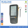 Industrial Rugged smartphone handheld Android rfid reader 134.2khz