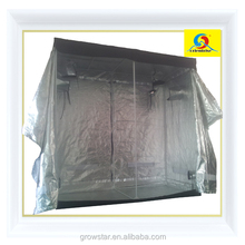 240x120x200highly reflective Mylar greenhouse hydroponic grow tent