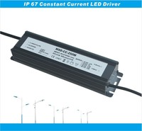 Five yearswarranty CE SAA TUV ETL passed waterproof constant current led driver 250W