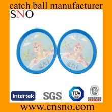 High quality factory wholesale promotional velcro throw catch ball