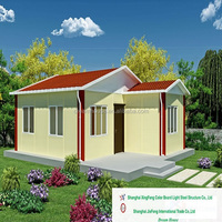 fast construction prefabricated building houses