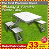 New Portable Folding Camping Picnic Table Party Outdoor Garden Bbq Chairs