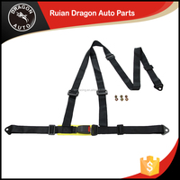 2''3 racing safety fia 3 point harness seat belt (FIA Approved)