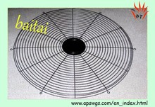 Stainless steel fan shield/Low carbon fan grill