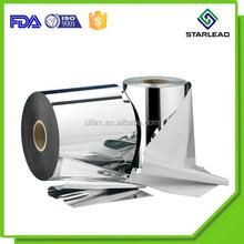 Wenzhou High metal bond reflective metalized film, Met PET film, PET metalized film