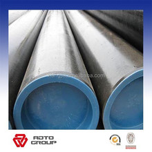 carbon steel seamless pipe 16 sch80 astm a106/astm a53/api 5l gr.b for gas and oil