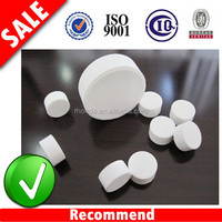 Satisfied customers of water cleaning tablets