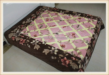King and Queen size wholesale blanket made in China--promotion activity