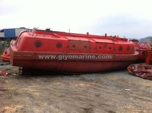 fiberglass used life boat for sale